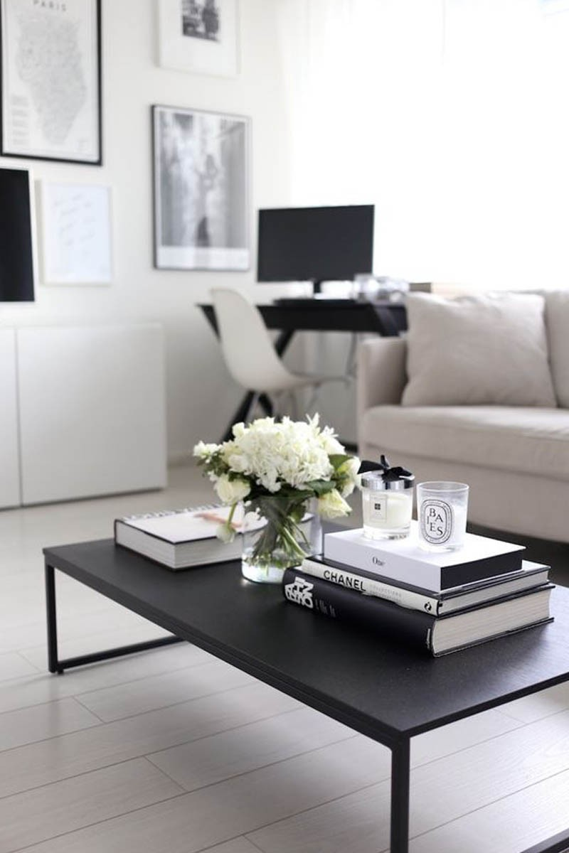 """coffee table Why """"Clearing the Coffee Table"""" is the New """"Making the Bed"""" Why Clearing the Coffee Table is the New Making the Bed 8"""