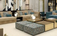 golden coffee tables Golden Coffee Tables To Brighten Your Living Room featured 1 240x150