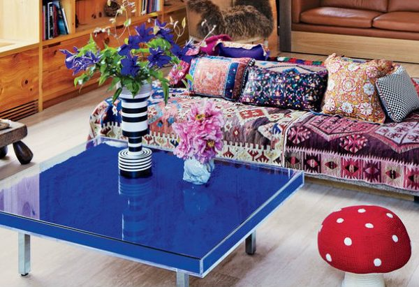 Yves Klein The amazing coffee table design by Yves Klein featured 10 600x411
