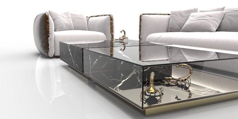 marble coffee tables