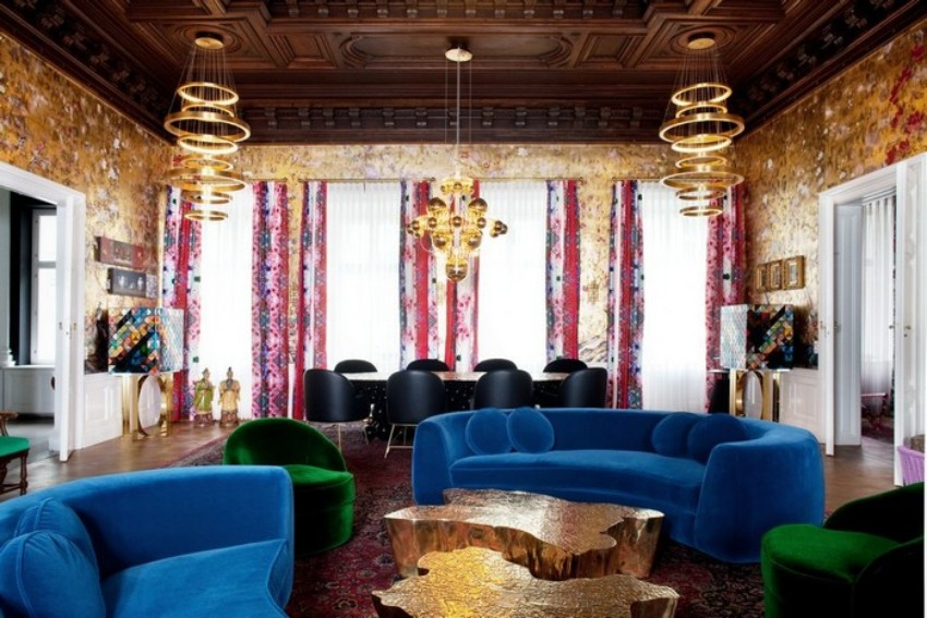 Contemporary Living Room Ideas To Spice Up Your Home Design 2 4