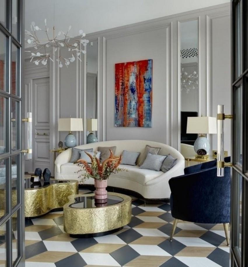 Contemporary Living Room Ideas To Spice Up Your Home Design 6 4