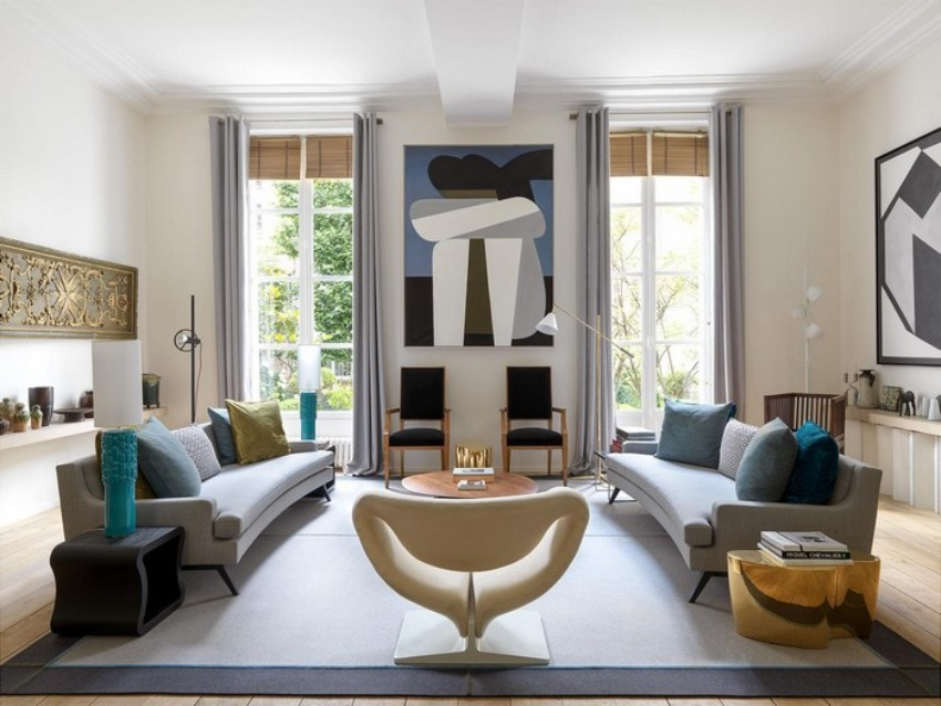 Contemporary Living Room Ideas To Spice Up Your Home Design 9 3