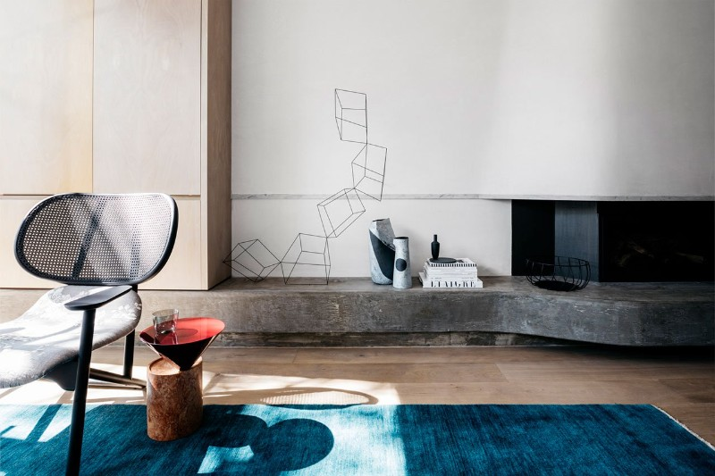 Original Coffee Table Designs at a Sydney Family House