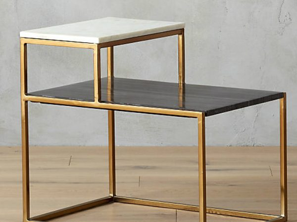 marble side table 10 Marble Side Table Designs For Your Living Room zfeatured 2 600x450