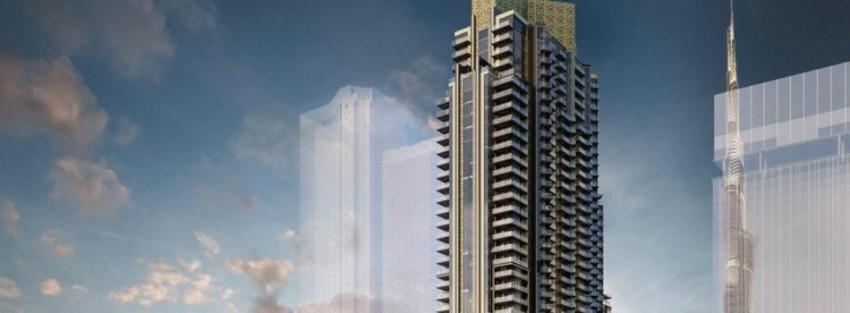 roberto cavalli home The Glamorous Dubai New Tower By Roberto Cavalli Home 1 2