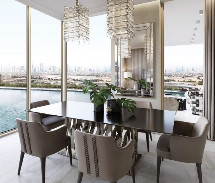 roberto cavalli home The Glamorous Dubai New Tower By Roberto Cavalli Home 3 2