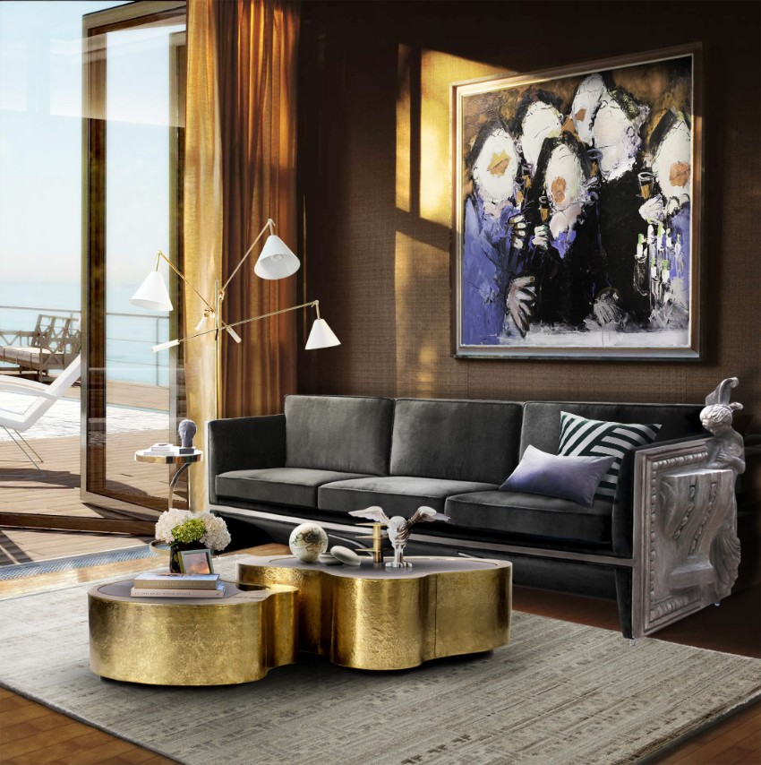 living room Take Your Living Room Luxurious Design To The Next Level 5 1