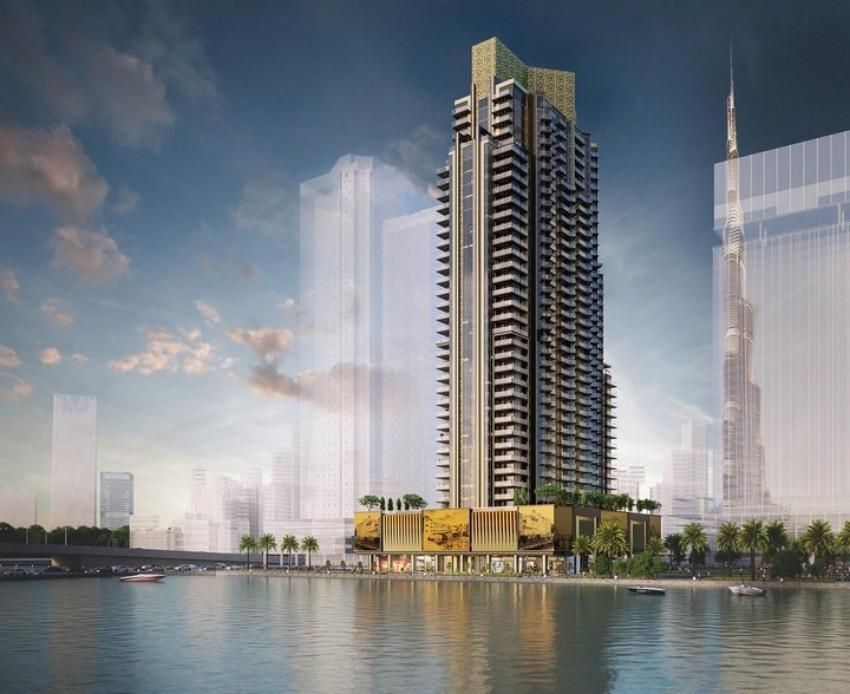 roberto cavalli home The Glamorous Dubai New Tower By Roberto Cavalli Home 5 2