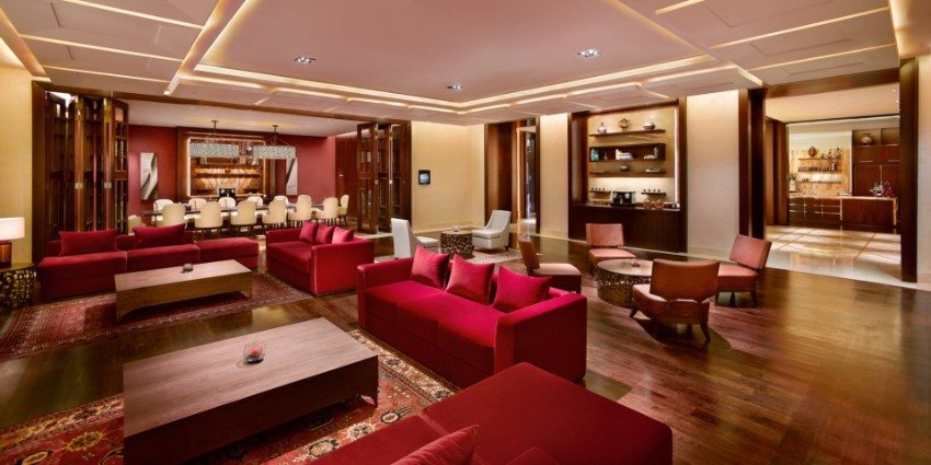 Astonishing Living Room Design By HBA Dubai 6