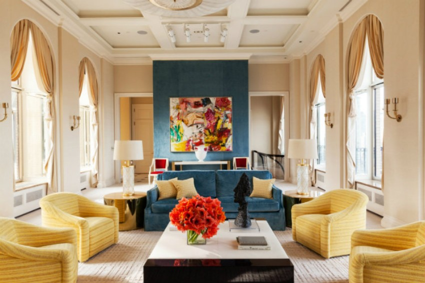 living room sets Be Inspired By This 5 Celebrities Living Room Sets 2