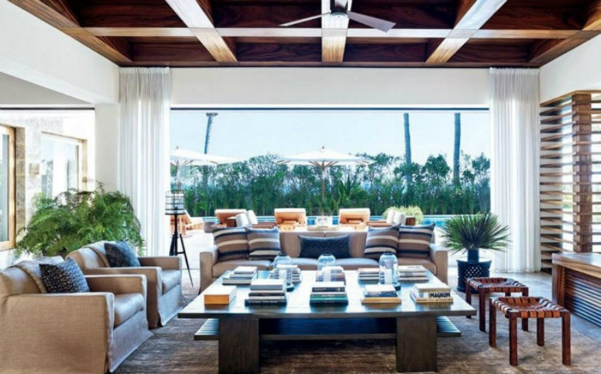 living room sets Be Inspired By This 5 Celebrities Living Room Sets 3