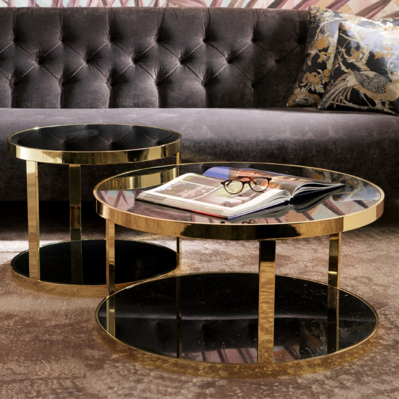 design trends 10 Coffee and Side Tables Design Trends for Your 2019 Living Room 10 Coffee and Side Tables for your 2019 living room 9