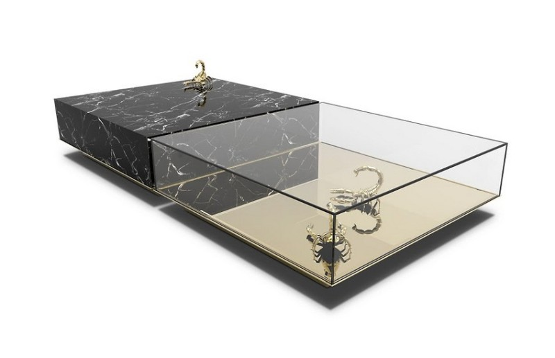 10 Incredible Glass Coffee Tables To Brighten Up Your Living Room living room 10 Incredible Glass Coffee Tables To Brighten Up Your Living Room 10 Incredible Glass Coffee Tables To Bright Up Your Living Room 9