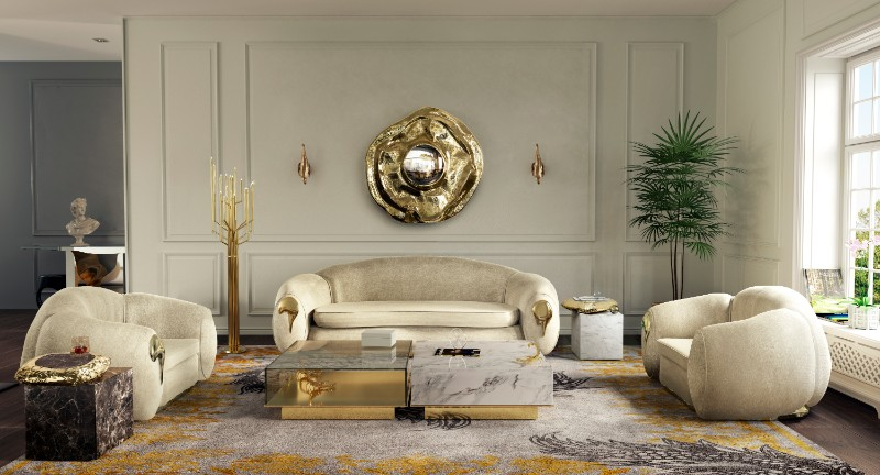 The Perfect Tables to Pair Up With Your Luxury Sofa side tables The Perfect Side Tables to Pair Up With Your Luxury Sofa 1