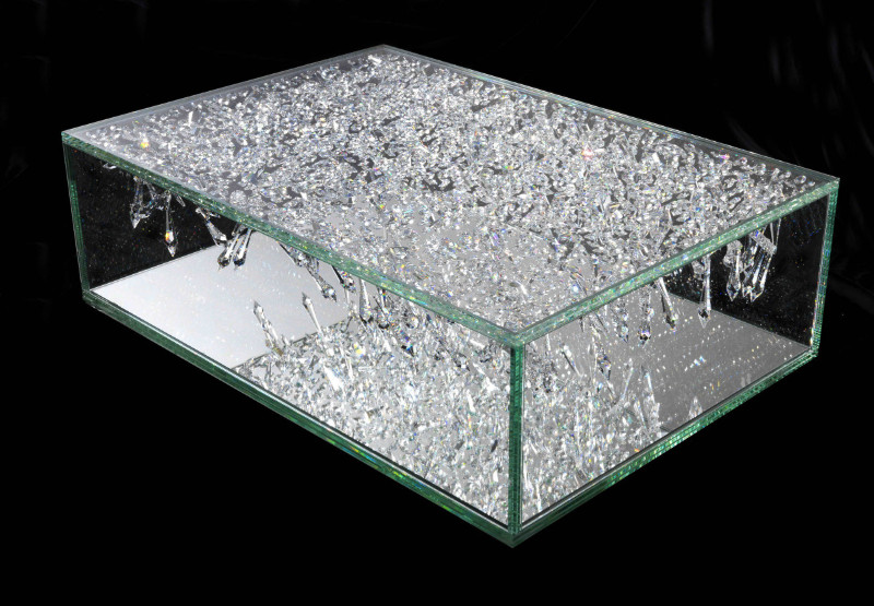 luxury coffee tables Luxury Coffee Tables for Your Opulent Living Room Ice table 2