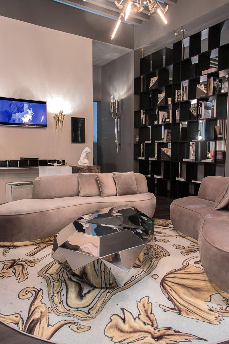 luxury coffee tables Luxury Coffee Tables for Your Opulent Living Room diamond1