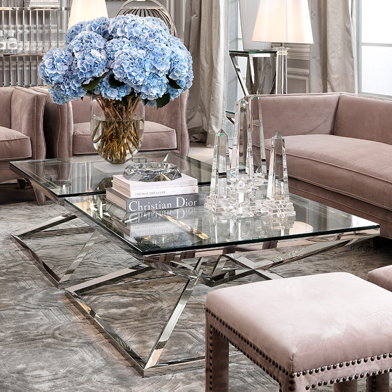 luxury coffee tables Luxury Coffee Tables for Your Opulent Living Room pic3 4