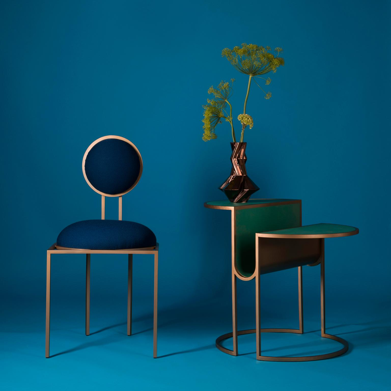 2019 Design Trends – The New Coffee and Side Tables by Lara Bohinc lara bohinc 2019 Design Trends – The New Coffee and Side Tables by Lara Bohinc Orbit Chair and Orbit Tea table1 master