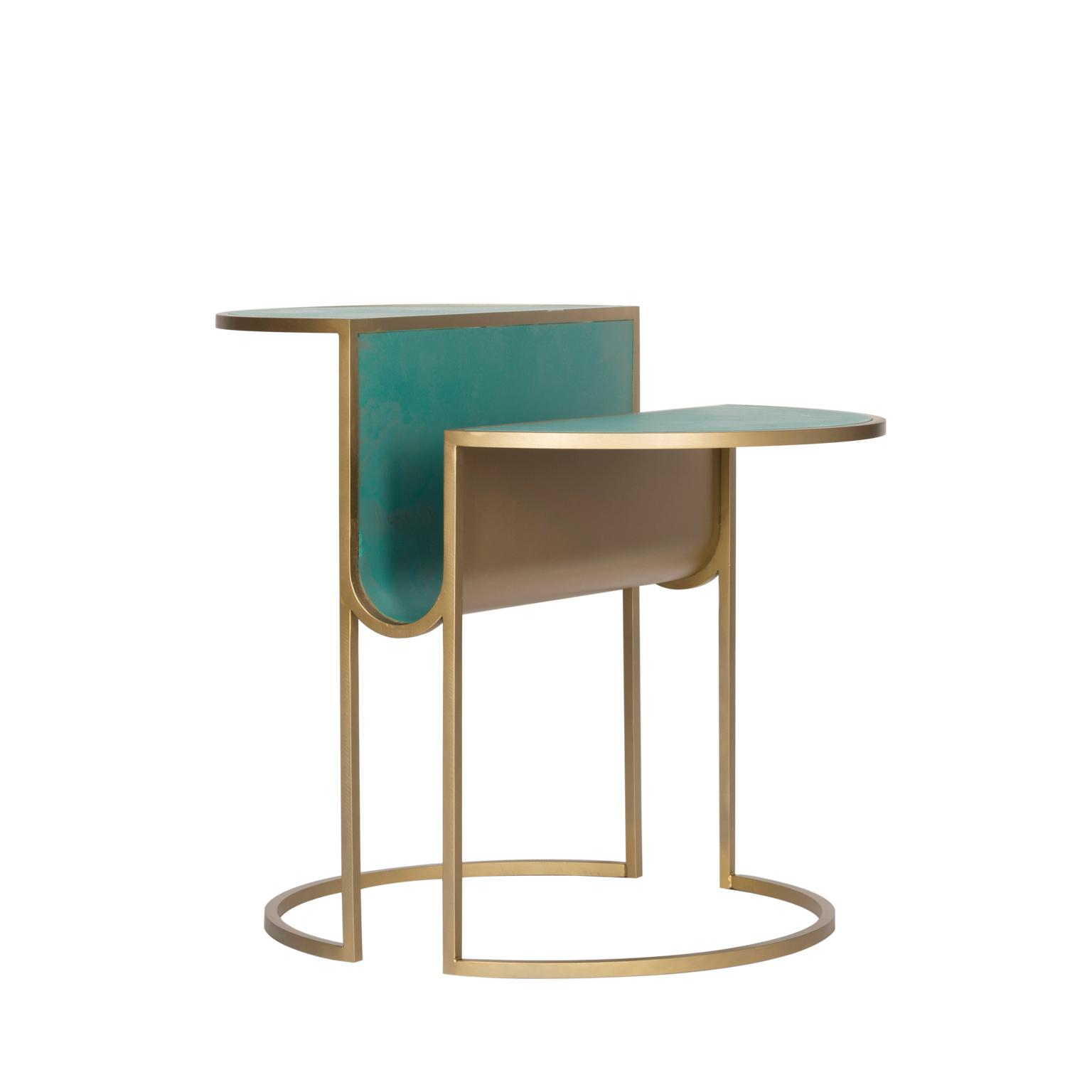 2019 Design Trends – The New Coffee and Side Tables by Lara Bohinc lara bohinc 2019 Design Trends – The New Coffee and Side Tables by Lara Bohinc The Orbit Tea table Bohinc Studio 1 master