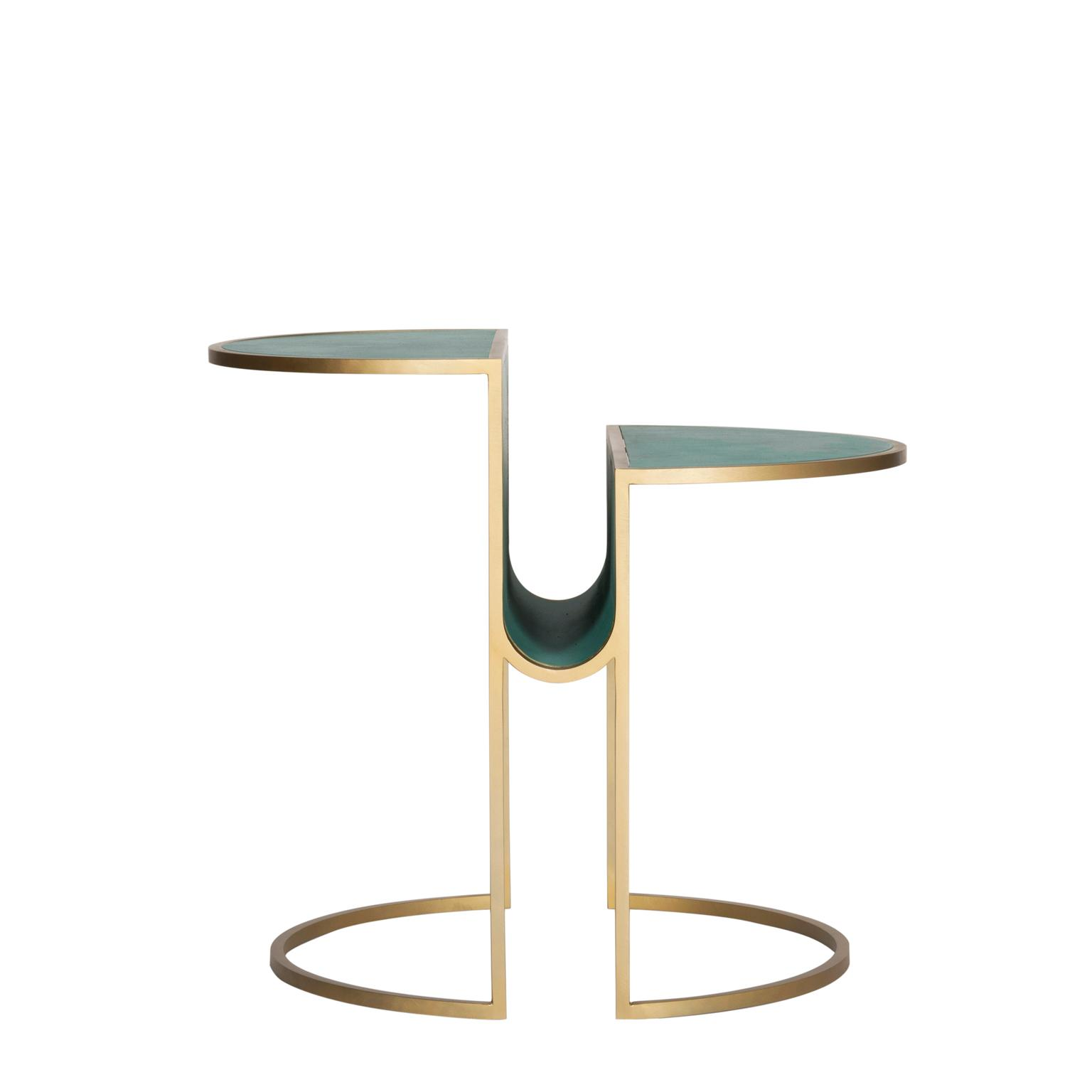 2019 Design Trends – The New Coffee and Side Tables by Lara Bohinc lara bohinc 2019 Design Trends – The New Coffee and Side Tables by Lara Bohinc The Orbit Tea table Bohinc Studio master