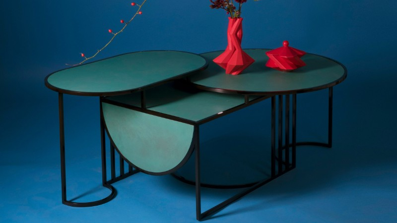 Design Trends for 2019 – The The Most Stunning Coffee and Side Tables by Lara Bonhinc lara bohinc 2019 Design Trends – The New Coffee and Side Tables by Lara Bohinc furniture orbit lara bohinc tables dezeen hero
