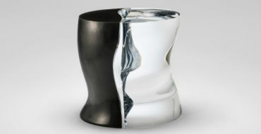 contemporary side tables Contemporary Side Tables at David Gill Gallery 1 3 370x190