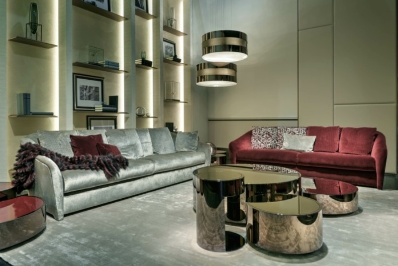 coffee tables Take a Look At These Retro Coffee Tables By Fendi Casa 5 2