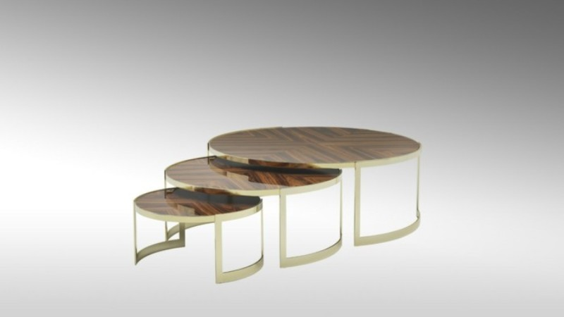 coffee tables coffee tables Take a Look At These Retro Coffee Tables By Fendi Casa 7 2