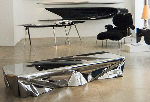 modern coffee tables Modern Coffee Tables by Mattia Bonetti Modern Coffee Tables by Mattia Bonetti feat 600x410