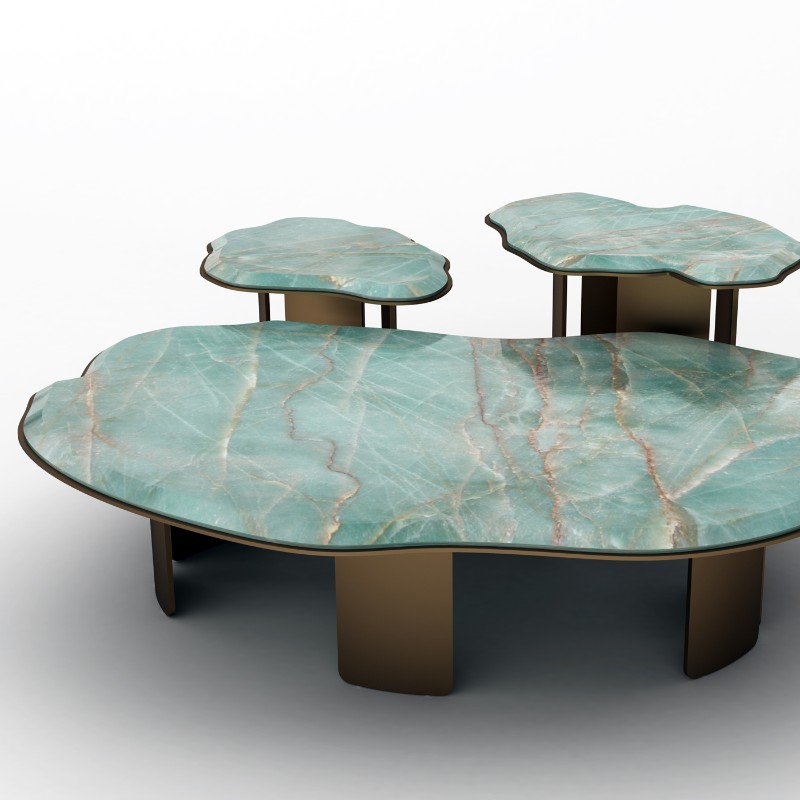 modern coffee tables Precious and Modern Coffee Tables by Artemest Precious and Modern Coffee Tables by Artemest 17