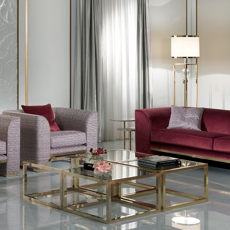 Precious and Modern Coffee Tables by Artemest