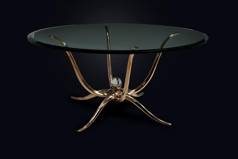 Modern Coffee Tables By Taylor Llorente modern coffee tables Modern Coffee Tables By Taylor Llorente bronze table l