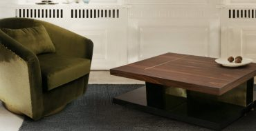 contemporary side tables Contemporary Side Tables by Baker Furniture feature 370x190