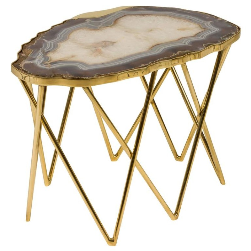 pedra-side-table-dragonette-private-label side table The Best Limited Edition Side Tables pedra side table dragonette private label