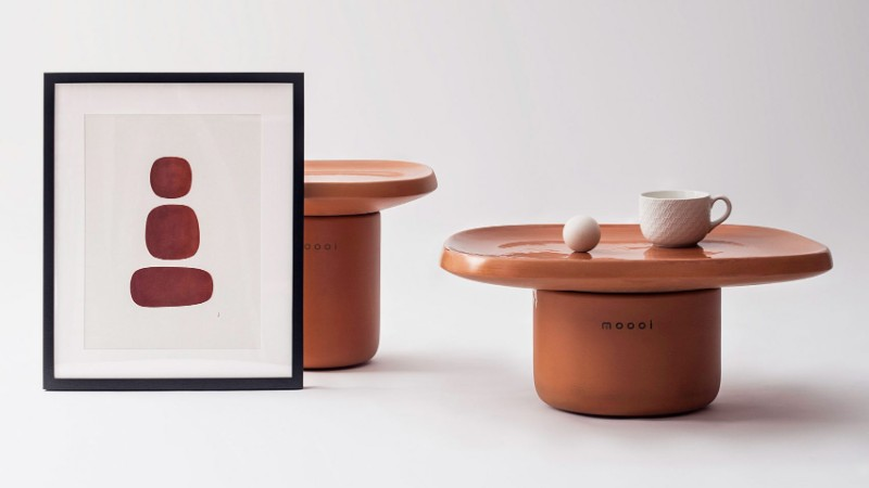 """moooi """"Gently Imperfect"""" Coffe Tables by Moooi 1 1"""
