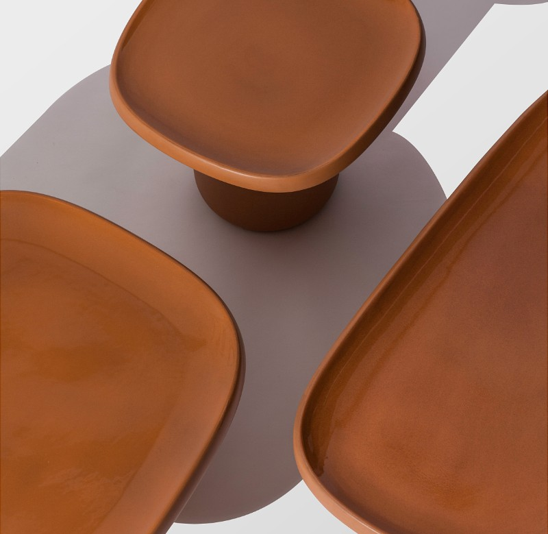 "moooi ""Gently Imperfect"" Coffe Tables by Moooi 2 1"