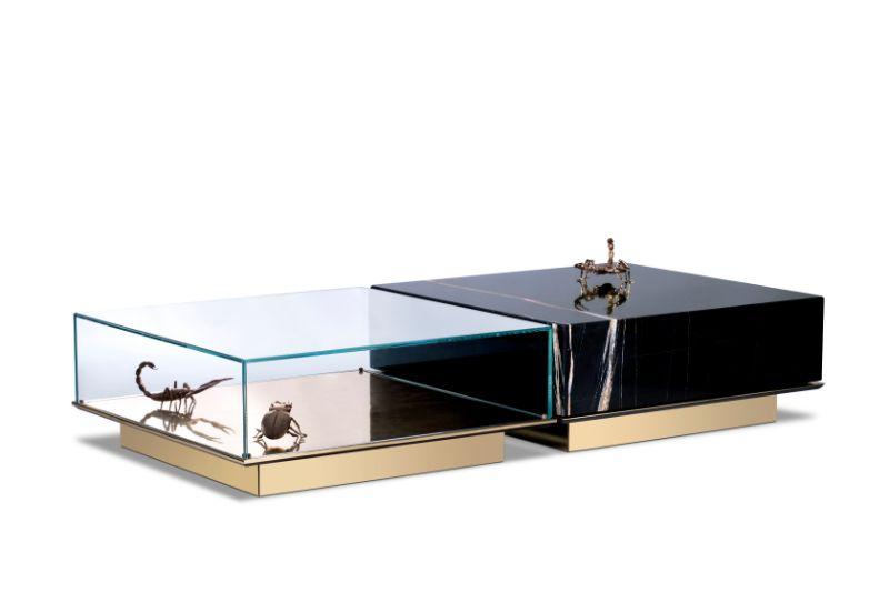 Boca do Lobo's Stunning Side Tables at Salone del Mobile 2019
