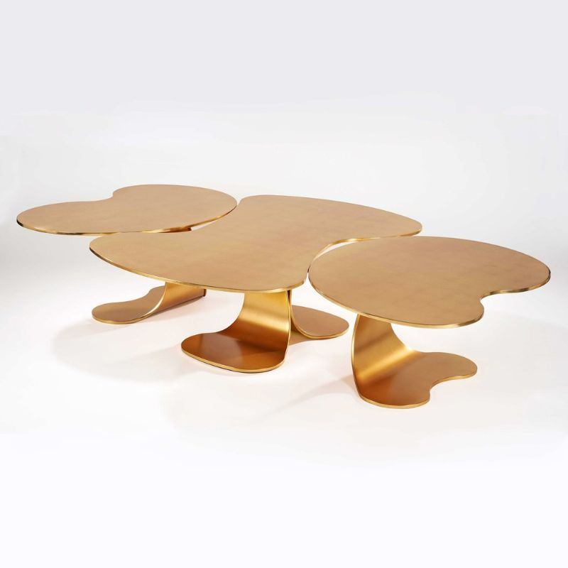 Hubert Le Gall's Flowery-Like Side Tables hubert le gall Hubert Le Gall's Flowery-Like Side Tables Hubert Le Gall   s Flowery Like SideTables 2