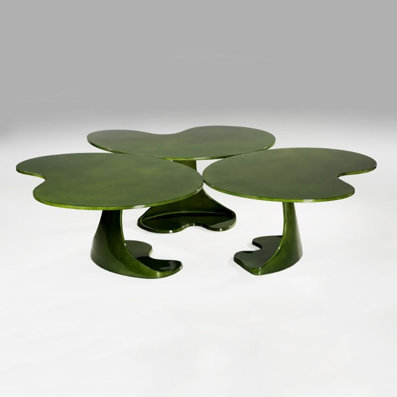 Hubert Le Gall's Flowery-Like Side Tables hubert le gall Hubert Le Gall's Flowery-Like Side Tables Le Gall   s Flowery Like SideTables 10