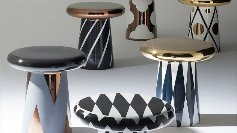 side tables side tables Best Materials for Your Coffee and Side Tables ceramic 1