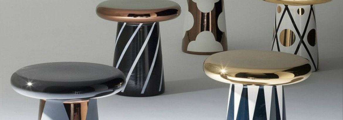 side tables Best Materials for Your Coffee and Side Tables ceramic