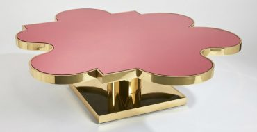 hubert le gall Hubert Le Gall's Flowery-Like Side Tables feature 370x190