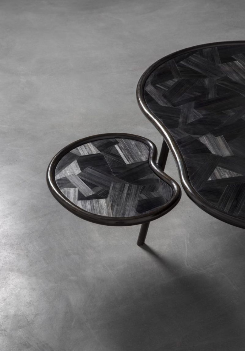 Coffee and Side Tables by the Iconic Duo: Campana Brothers campana brothers Coffee and Side Tables by the Iconic Duo: Campana Brothers CampanaBrothers Coffee and Side Tables 8