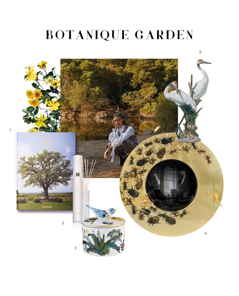 Botanique Garden - Design Trends For Your Coffee And Side Tables design trends Botanique Garden – Design Trends For Your Coffee And Side Tables Legacy Special Edition 104
