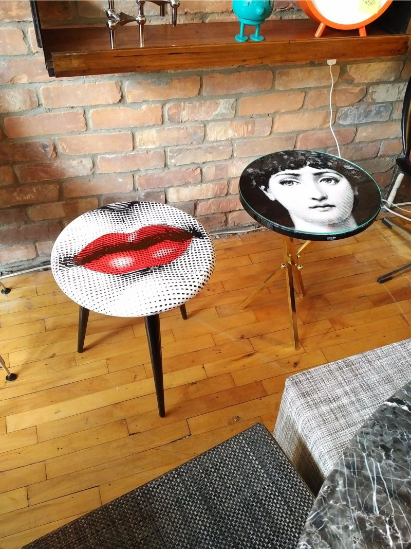 Fornasetti's Whimsical Coffee and Side Tables fornasetti Fornasetti's Whimsical Coffee and Side Tables Whimsical Coffee and Side Tables 8