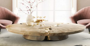 round coffee tables Get Impressed by 10 Round Coffee Tables for a Modern Living Room featurecst 370x190