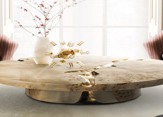 round coffee tables Get Impressed by 10 Round Coffee Tables for a Modern Living Room featurecst 570x410