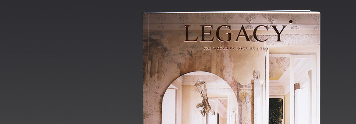 boca do lobo Legacy: The Magazine of Design and Craftsmanship by Boca do Lobo legacy cst