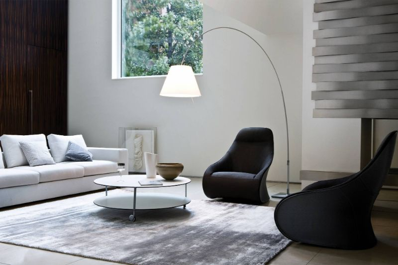 round coffee tables Get Impressed by 10 Round Coffee Tables for a Modern Living Room zanotta